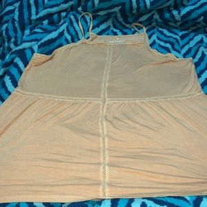American Eagle Outfitters Tops - NWOT AMERICAN EAGLE OUTFITTERS YELLOW TANK 💛